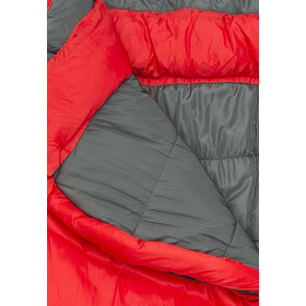Millet Baikal 1500 Long Sleeping Bag rouge